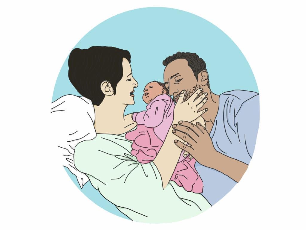 פוסט אחרי הלידה- זאת לא חופשת לידה