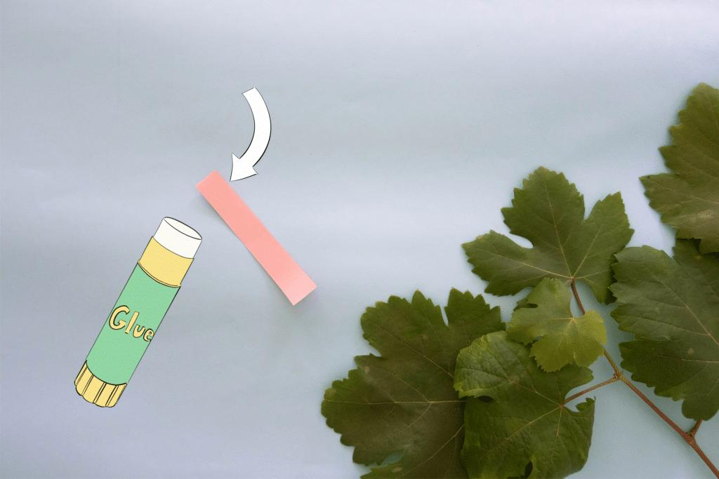יצירת שרשרת נייר לסוכה