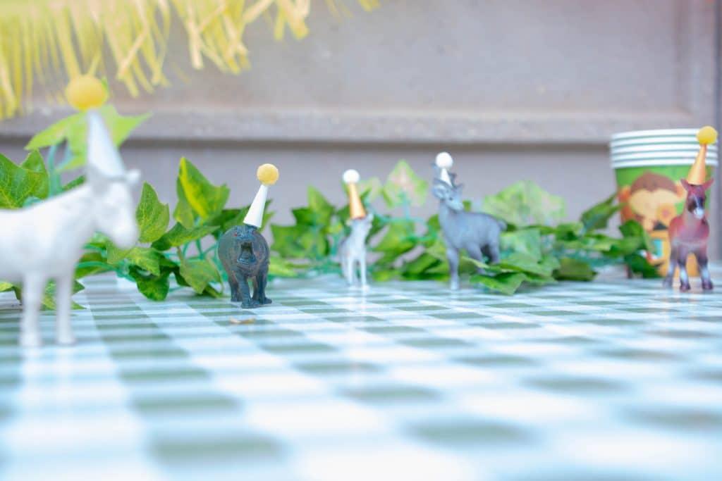 חיות פלסטיק